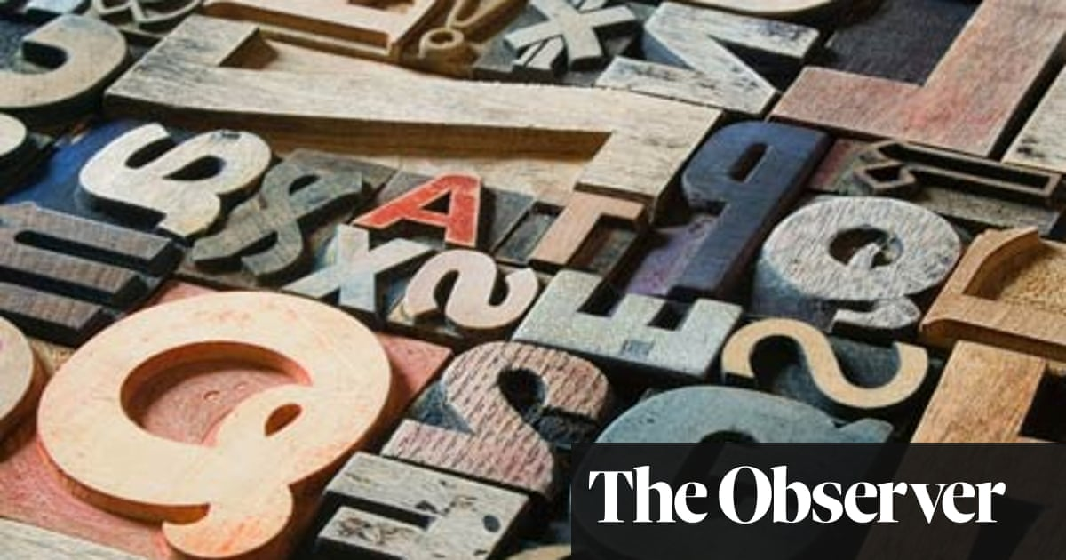 True to type: why letters are a labour of love | Art and