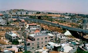 Beit Hanina and Pisgat Ze'ev