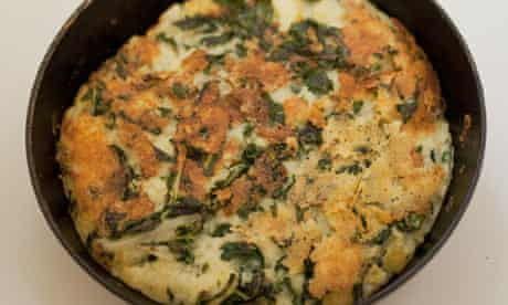 Nigel Slater's classic bubble and squeak