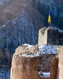 Dracula's fortress