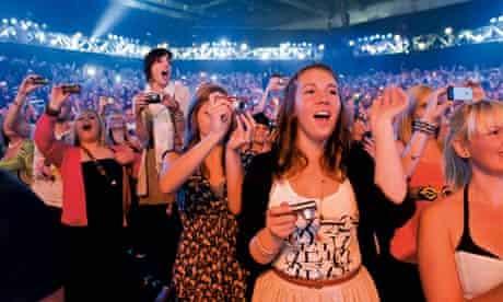 X Factor live show