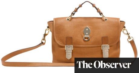 a7bdd56d7e4 Money bags  the story behind Mulberry s Alexa   Fashion   The Guardian
