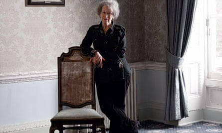 margaret atwood in london