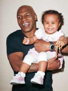 Mike Tyson Interview The Iron Man Melts Mike Tyson The Guardian