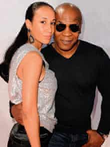 Tyson and Lahika Spicer