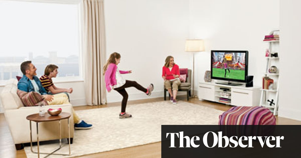 Kinect games controller - review | Games | The Guardian