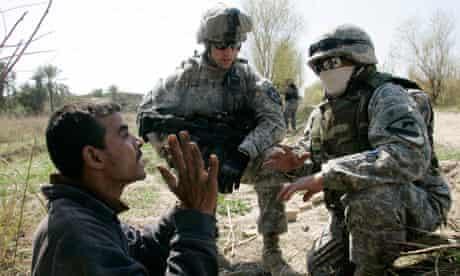 Iraqi interpreters