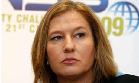 Israel's former foreign minister Livni attends INSS conference in Tel Aviv