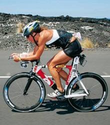 chrissie wellington bike