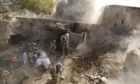 american soldiers explosion kandahar