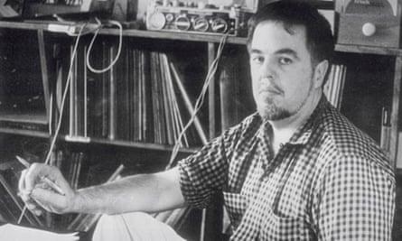 Alan Lomax in Studio