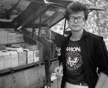 Edouard Limonov in 1980