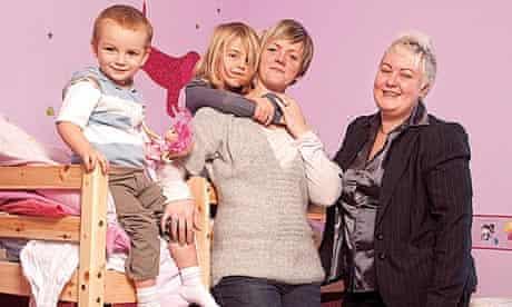 lesbian mums natalie and ashling