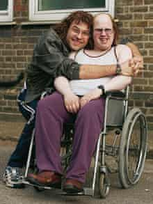 lucas and walliams - little britain