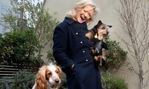 Clarissa Baldwin head of Dogs Trust