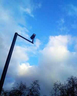 Show and Tell: PSB: surveillance camera