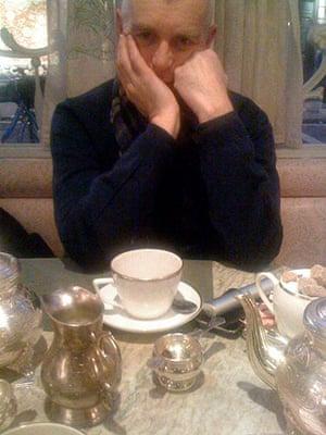 Show and Tell: PSB: Neil Tennant at Fortnum & Mason