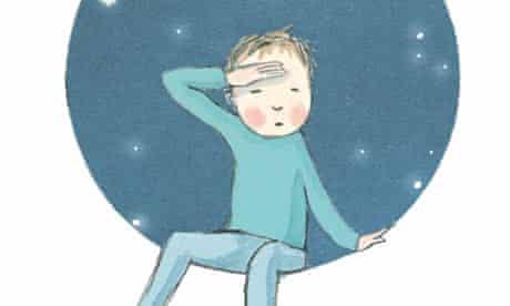 boy who climbed moon