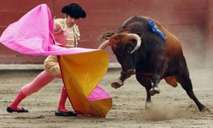 Spanish matador Jose Tomas
