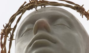Ecce Homo, Christ, Trafalgar Square, Mark Wallinger