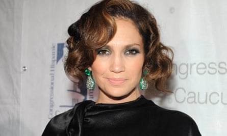 Jennifer Lopez attends the Congressional Hispanic Caucus Institute's 32nd Annual Awards Gala