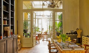 Boulevard Leopold apartment in Antwerp