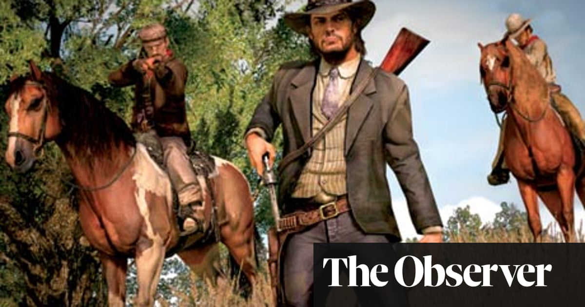 Will Red Dead Redemption bring out the cowboy in us all? | Game