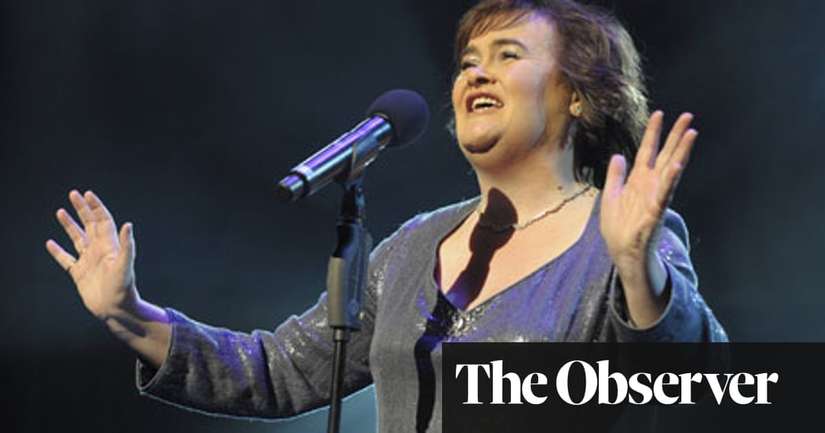 Susan Boyle What Happened To The Dream Music The Guardian