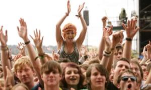 Reading Festival 2008 - Berkshire