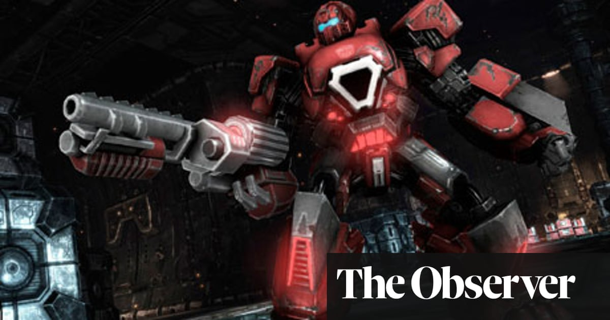Transformers: War for Cybertron | Game review | Technology | The