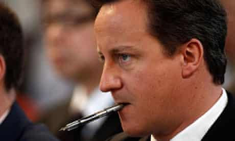 David Cameron visits Liverpool