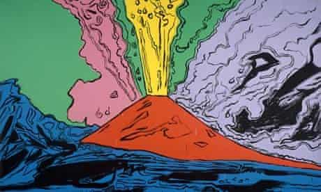 Volcano: Turner to Warhol