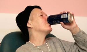 Dead drinker