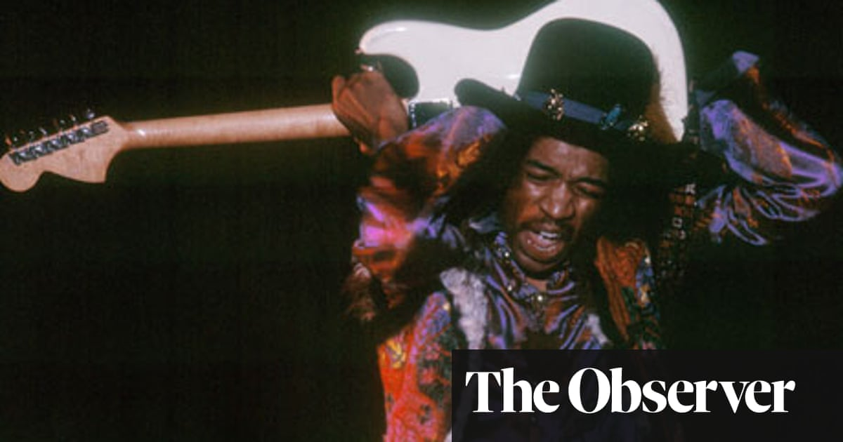 Jimi Hendrix: 'You never told me he was that good' | Music