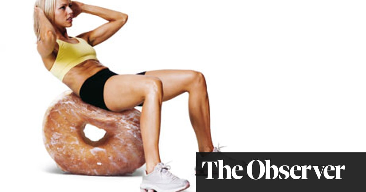Why exercise won't make you thin | Life and style | The Guardian