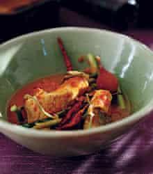 Sour orange curry