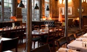 Redhook restaurant