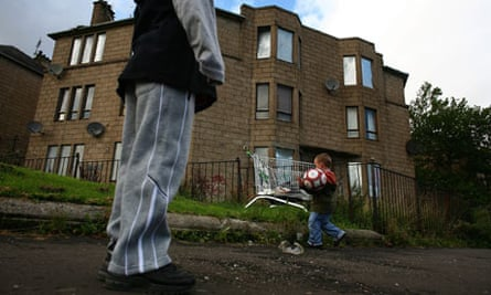 Poverty vs wealth Britain