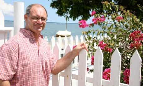 Rudolf Elmer in Mauritius