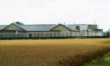 Yarls Wood Immigrant Detention Centre
