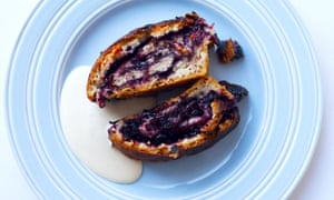 Nigel Slater's roly poly pudding