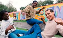 Goldie supreme graffiti team