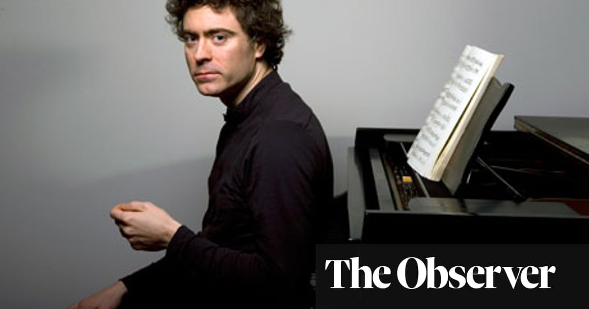 Paul Lewis: 'Schubert writes something that comes from another