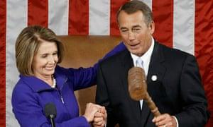 112th Congress Convenes On Capitol Hill