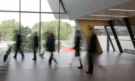 Zaha Hadid's Evelyn Grace Academy