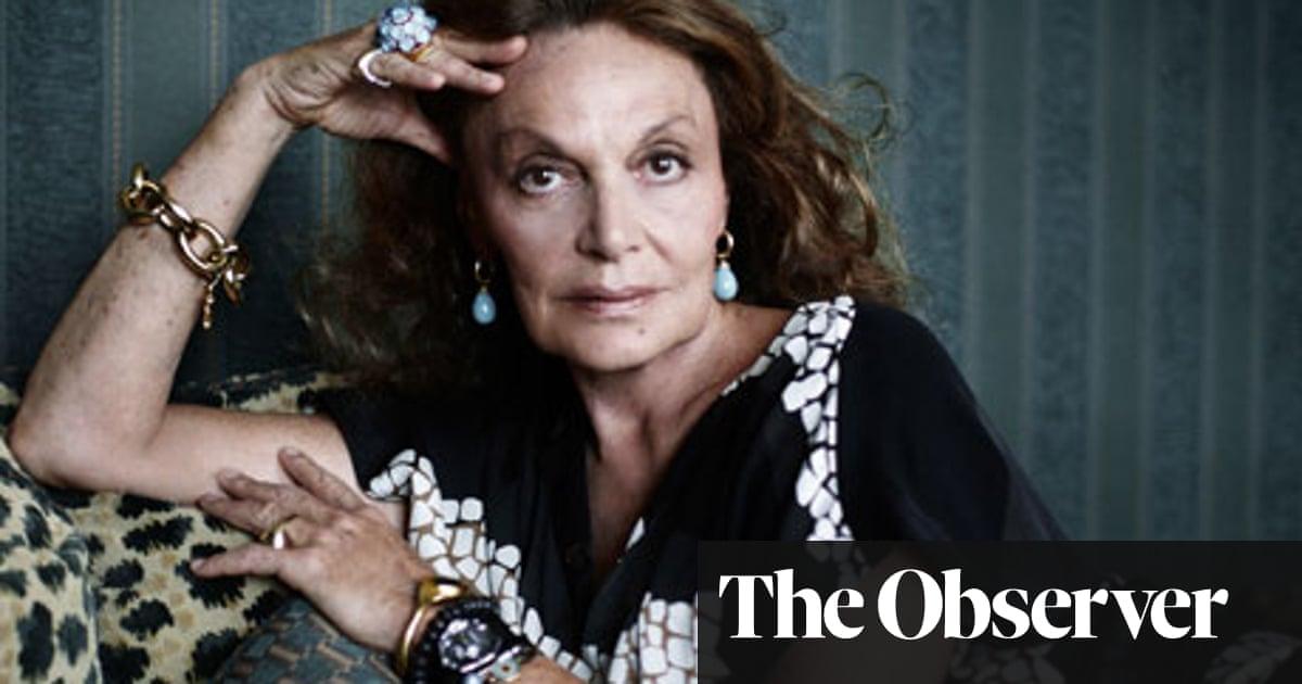 Wrap Star Diane Von Furstenberg Women The Guardian
