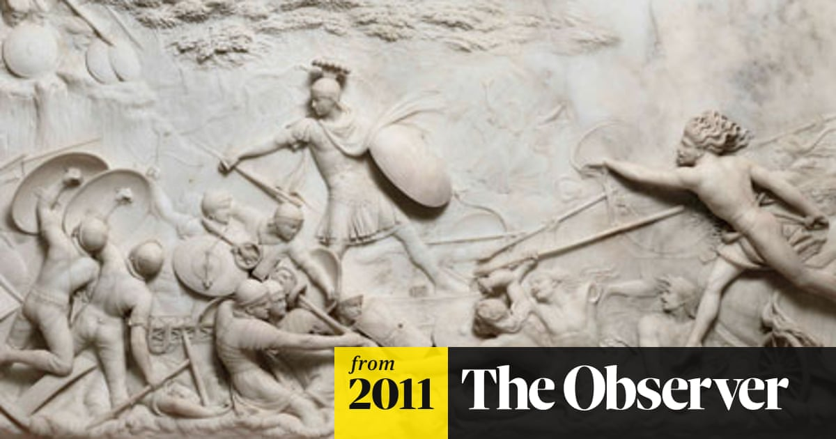 British marble masterpiece to go on display for first time in 200