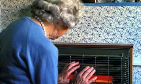 Cold homes will put thousands of elderly people at risk