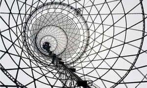 Shabolovka Radio Tower
