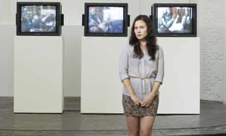 laurel nakadate performance artist